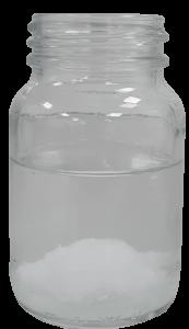 Glasflockung mit helcotec FL K 36